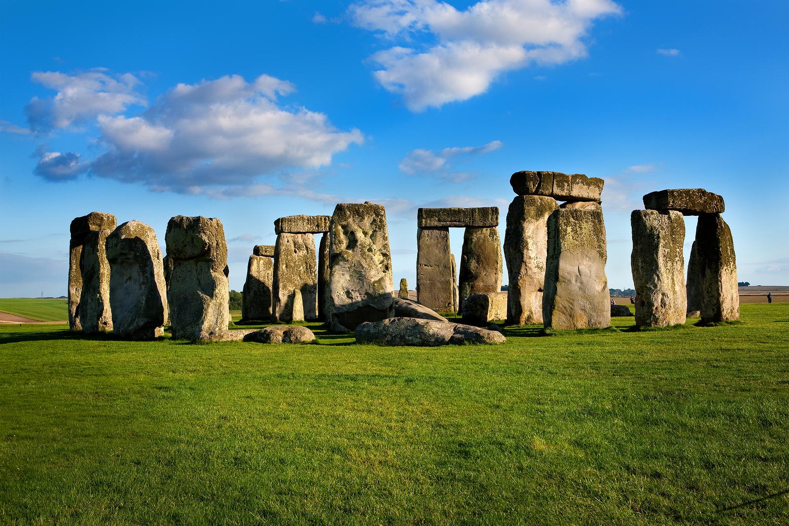 Stonehenge-Megalito-Cielo