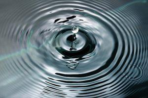 ondas concentricas